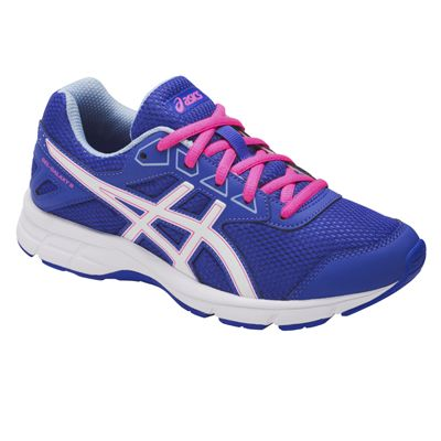 Asics Gel-Galaxy 9 GS Girls Running Shoes - Angle2