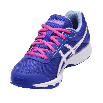 Asics Gel-Galaxy 9 GS Girls Running Shoes - Angle