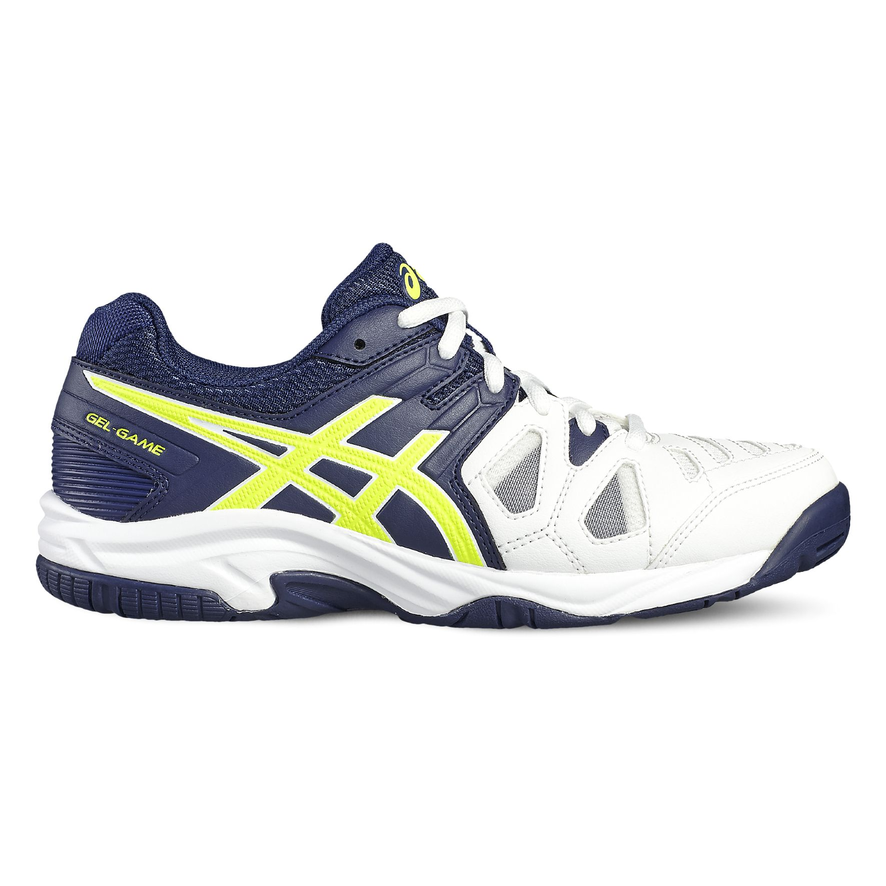 Asics Gel-Game 5 GS Boys Tennis Shoes - Sweatband.com