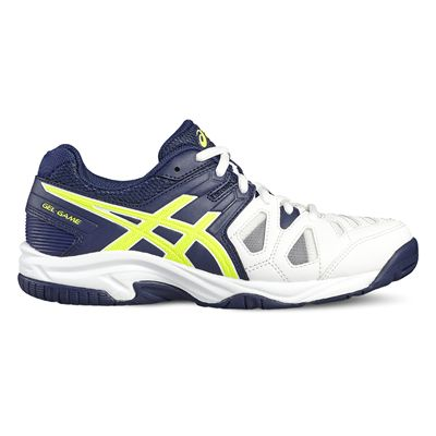 Asics Gel-Game 5 GS Boys Tennis Shoes-angle