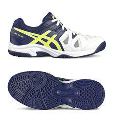 Asics Gel-Game 5 GS Boys Tennis Shoes