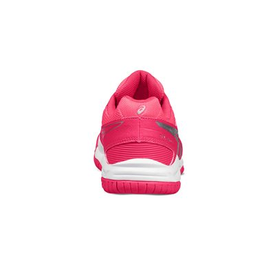 Asics Gel-Game 5 GS Girls Tennis Shoes-back