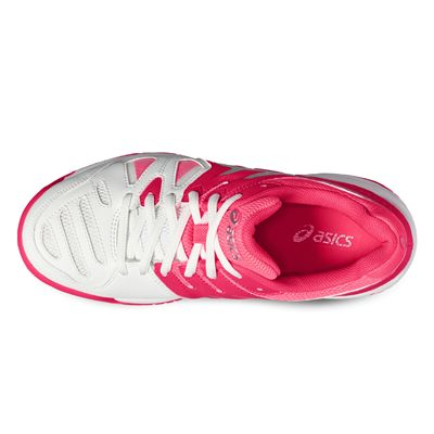 Asics Gel-Game 5 GS Girls Tennis Shoes-top