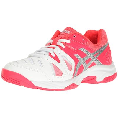 Asics Gel-Game 5 GS Girls Tennis Shoes - Main