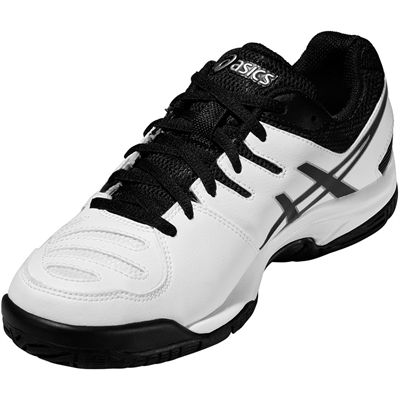 Asics Gel-Game 5 GS Junior Tennis Shoes-Angled