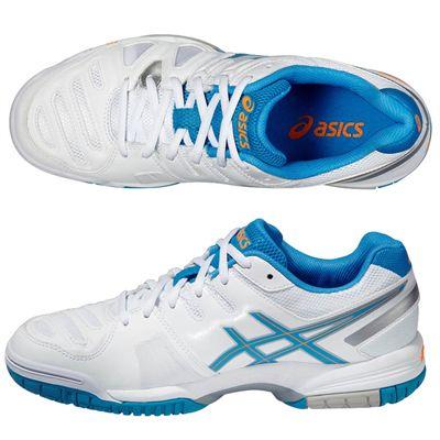 Asics Gel-Game 5 Ladies Tennis Shoes - Alternative View