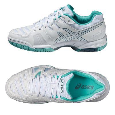 Asics Gel-Game 5 Ladies Tennis Shoes Alternative View