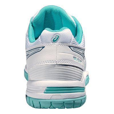 Asics Gel-Game 5 Ladies Tennis Shoes Back View