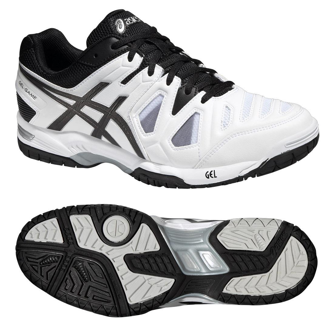 Asics GelGame 5 Mens Tennis Shoes  11 UK
