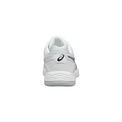 Asics Gel-Game 6 Ladies Tennis Shoes-white-heel