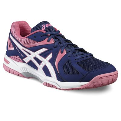 Asics Gel-Hunter 3 Ladies Court Shoes - Angle