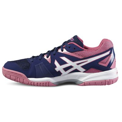 Asics Gel-Hunter 3 Ladies Court Shoes - Left Side