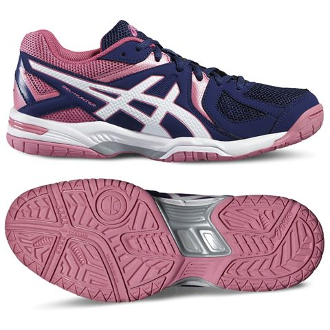 Asics Gel-Hunter 3 Ladies Indoor Court Shoes