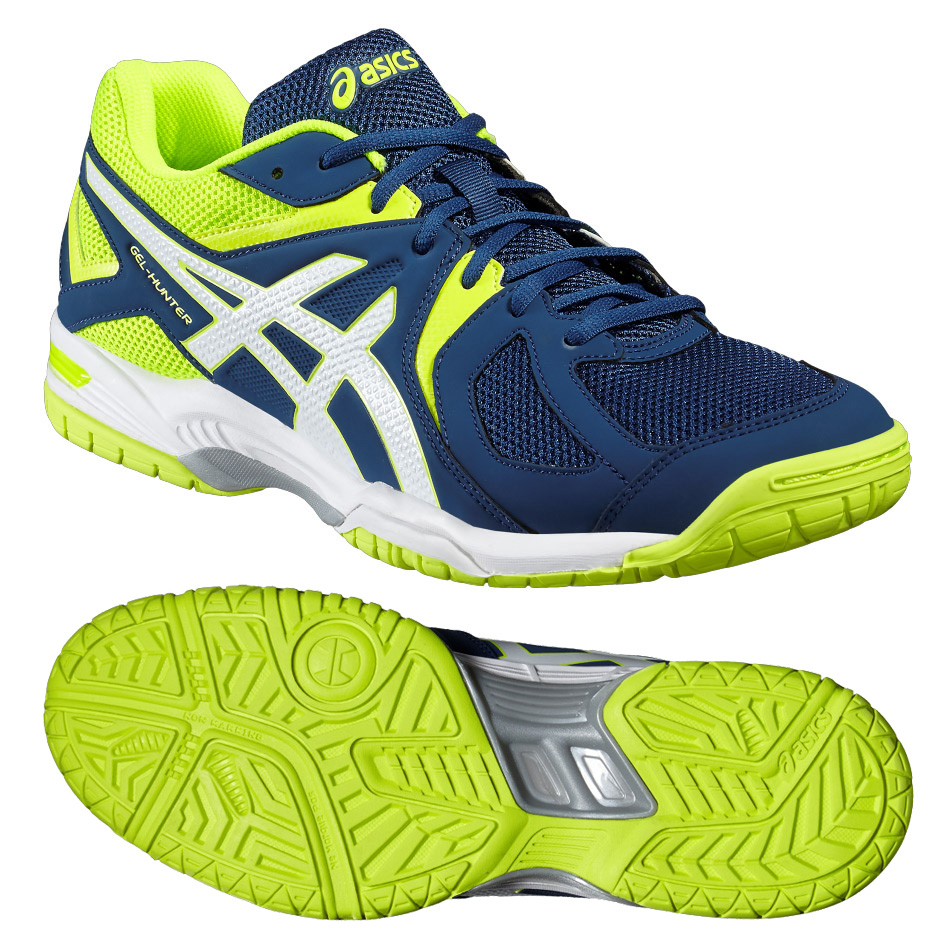 Asics Gel-Hunter 3 Mens Indoor Court Shoes - 10 UK
