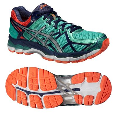 Asics Gel-Kayano 21 Ladies Running Shoes AW15