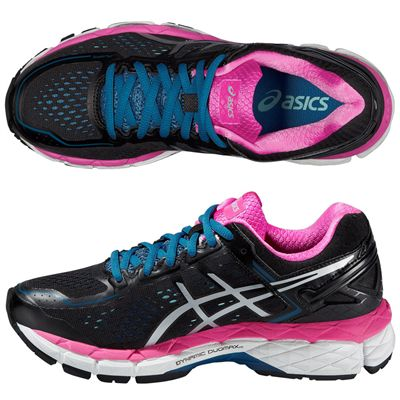 Asics Gel-Kayano 22 Ladies Running Shoes - Alternative View