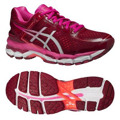 Asics Gel-Kayano 22 Ladies Running Shoes SS16