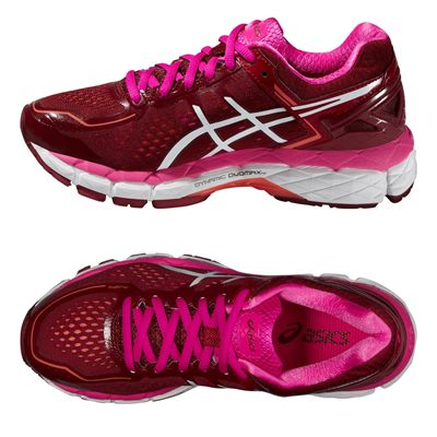 Asics Gel-Kayano 22 Ladies Running Shoes SS16 Alternative View