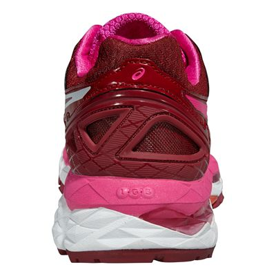Asics Gel-Kayano 22 Ladies Running Shoes SS16 Back View