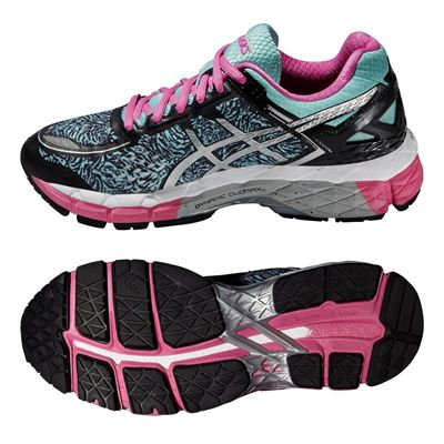 Asics Gel-Kayano 22 Lite-Show Ladies Running Shoes