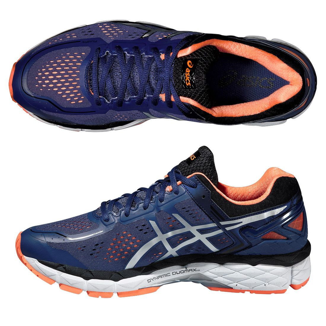 asics gel kayano 22 mens running shoes. Black Bedroom Furniture Sets. Home Design Ideas