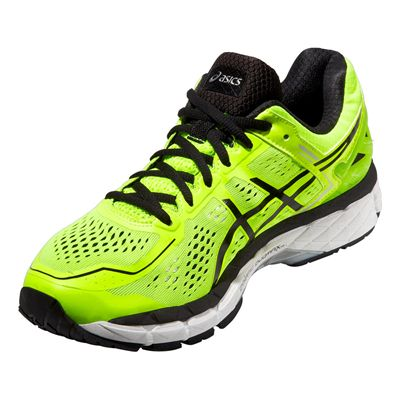 Asics Gel-Kayano 22 Mens Running Shoes - Angle View