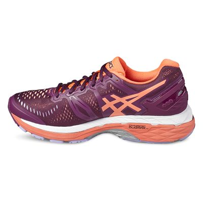 Asics Gel-Kayano 23 Ladies Running Shoes-pink-side2