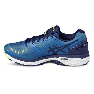 Asics Gel-Kayano 23 Mens Running Shoes-blue-side2