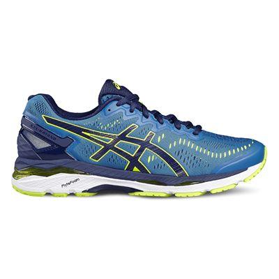 Asics Gel-Kayano 23 Mens Running Shoes-blue-side