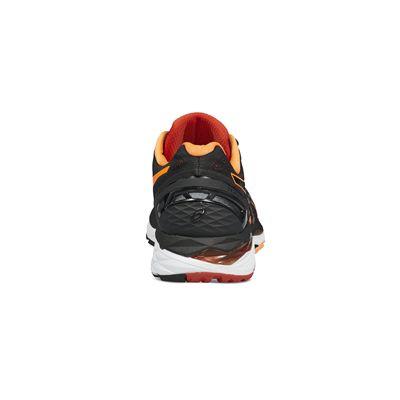 Asics Gel-Kayano 23 Mens Running Shoes-orange-heel