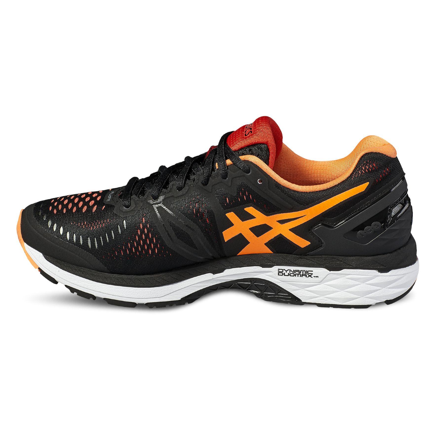 asics gel kayano 23 mens running shoes. Black Bedroom Furniture Sets. Home Design Ideas