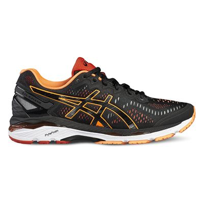 Asics Gel-Kayano 23 Mens Running Shoes-orange-side