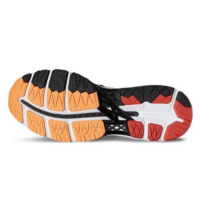 Asics Gel-Kayano 23 Mens Running Shoes-orange-sole