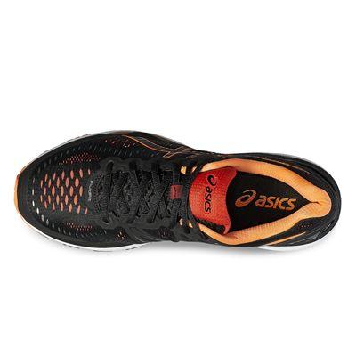 Asics Gel-Kayano 23 Mens Running Shoes-orange-top