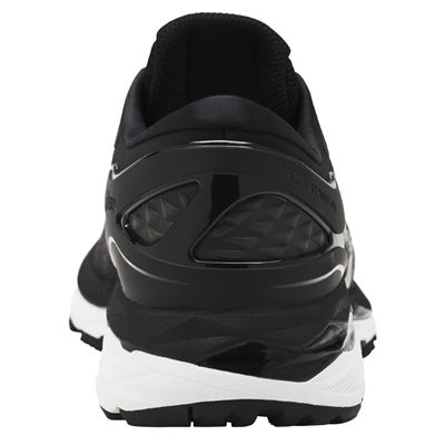 Asics Gel-Kayano 24 Ladies Running Shoes - Black/Back