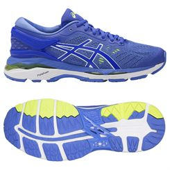 Asics Gel-Kayano 24 Ladies Running Shoes AW17