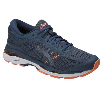 Asics Gel-Kayano 24 Ladies Running Shoes SS18 - Angled