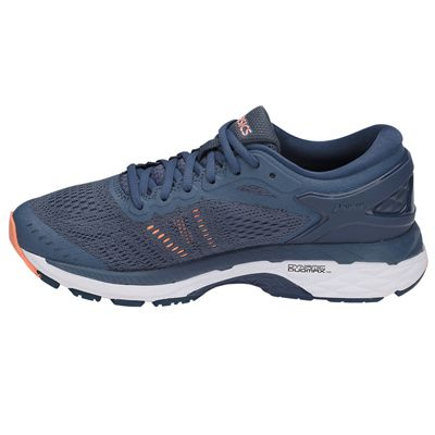 Asics Gel-Kayano 24 Ladies Running Shoes SS18 - Side