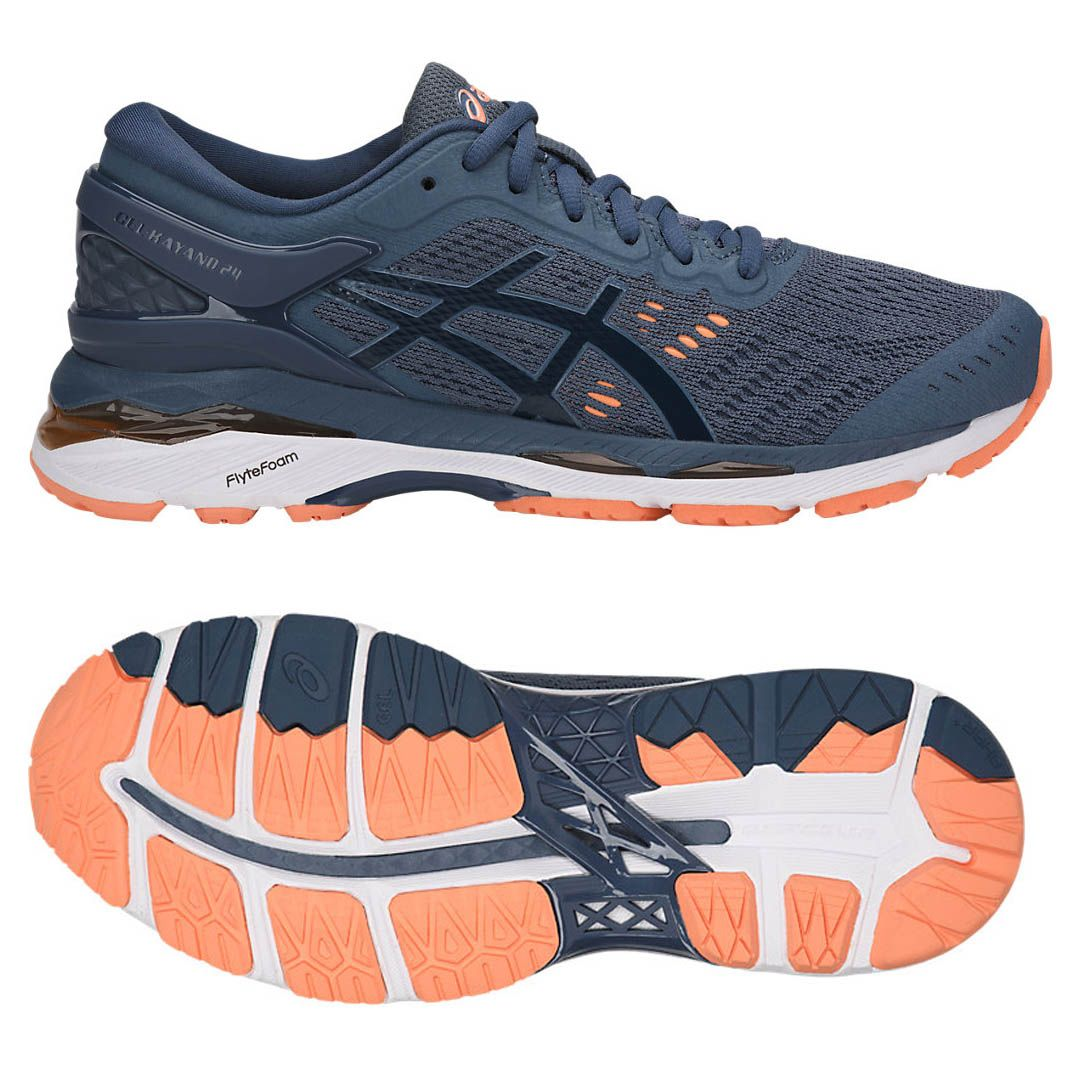 Asics Support Shoes Ladies