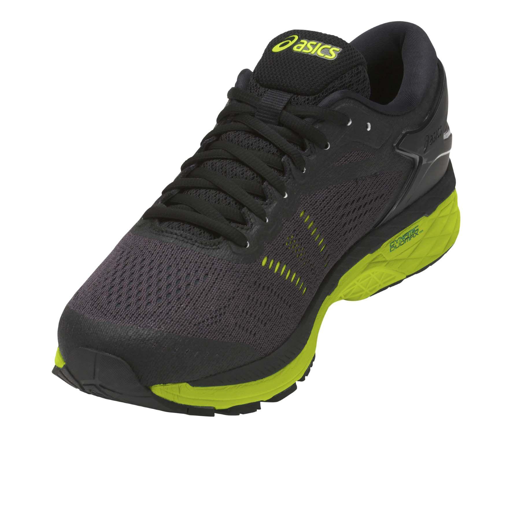 asics gel kayano 24 mens running shoes. Black Bedroom Furniture Sets. Home Design Ideas
