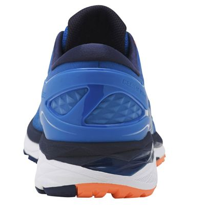 Asics Gel-Kayano 24 Mens Running Shoes - Blue - Back