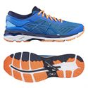 Asics Gel-Kayano 24 Mens Running Shoes - Blue
