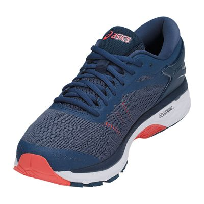 Asics Gel-Kayano 24 Mens Running Shoes SS18 - Blue - Angle2