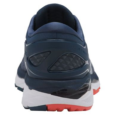 Asics Gel-Kayano 24 Mens Running Shoes SS18 - Blue - Back