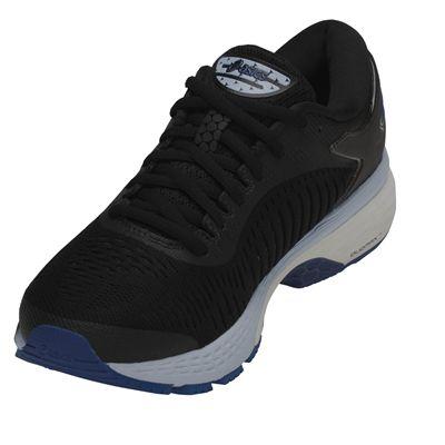 Asics Gel-Kayano 25 Ladies Running Shoes -  Black - Angled2