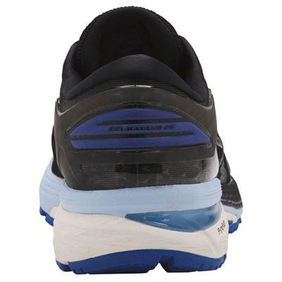 Asics Gel-Kayano 25 Ladies Running Shoes -  Black Back