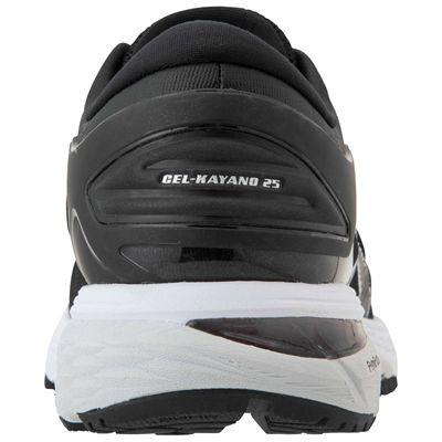 Asics Gel-Kayano 25 Ladies Running Shoes SS19 - Black - Back