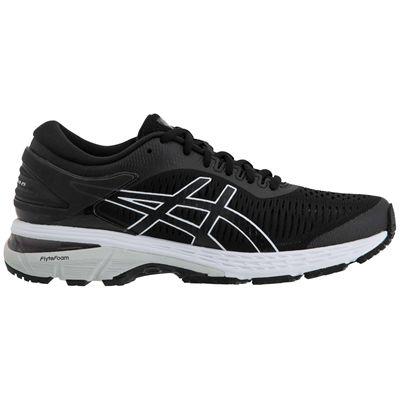 Asics Gel-Kayano 25 Ladies Running Shoes SS19 - Black - Side