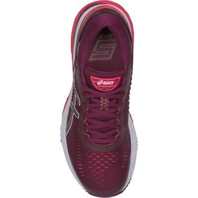 Asics Gel-Kayano 25 Ladies Running Shoes SS19 - Pink - Above