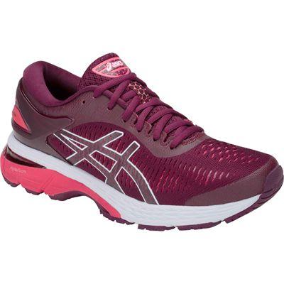 Asics Gel-Kayano 25 Ladies Running Shoes SS19 - Pink - Angle1
